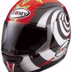CASCO INTEGRALE Casco Suomy Spec 1R Hodgson USA XL - 8020838087716
