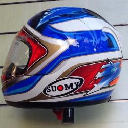 CASCO INTEGRALE SUOMY SPEC 1R Replica Bautista - 80208381511