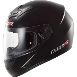 Casco Integrale LS2 Diamond Bianco Nero Metal FF351 - FF351