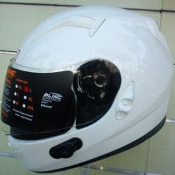 CASCO INTEGRALE CON BLUETOOTH ORIGINE