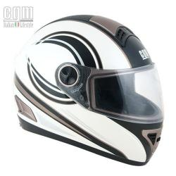 CASCO INTEGRALE BIANCO PERLATO MOONLIGHT 310P by CGM - CG310P